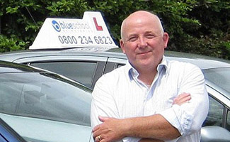 camberley surrey driving instructor