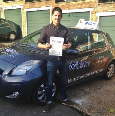 Driving Lessons in Crowthorne