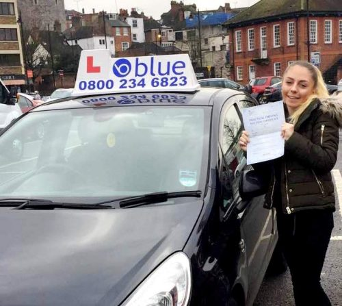 First Time Driver Insurance Quotes: Congratulations To Alice Who Passed Her Driving Test In