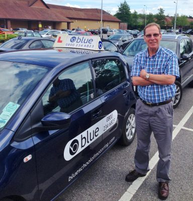 Driving Instructor Yateley