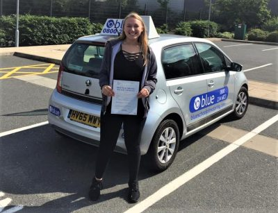 Finchampstead Driving Lessons for Loke Kershaw
