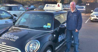 Driving Instructor Bracknell Mark Brackstone