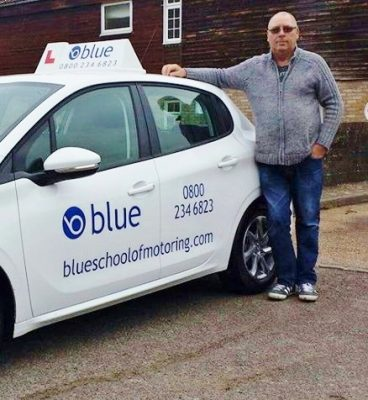 Driving Instructor Bracknell Mick Butler