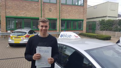Sunninghill Driving Lessons for Harry Jordan
