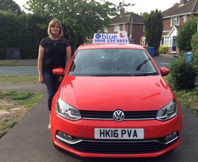 Driving Instructor Farnborough Vanessa Pratt