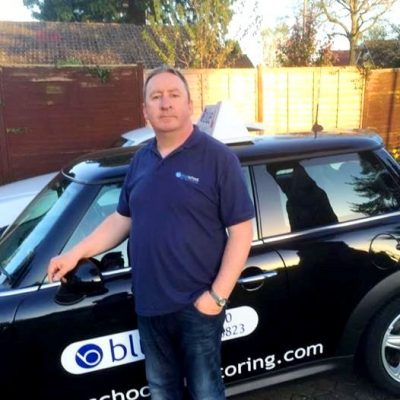 Yateley Driving Instructor Anthony Davies