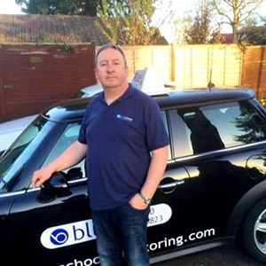 anthony davies yateley driving instructor