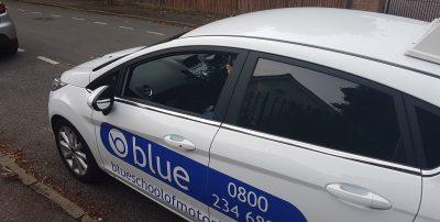blue driving school farnborough