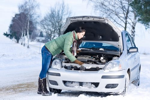 prepare you car for winter