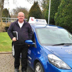 david shephard reading driving instructor