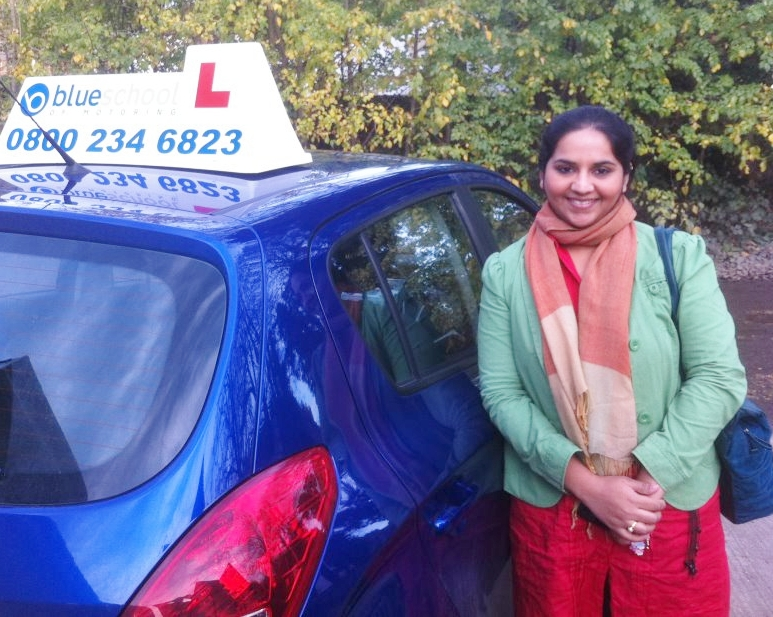 driving-test-automatic-Priyanka-Arcot
