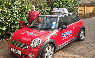 yateley hampshire driving instructor