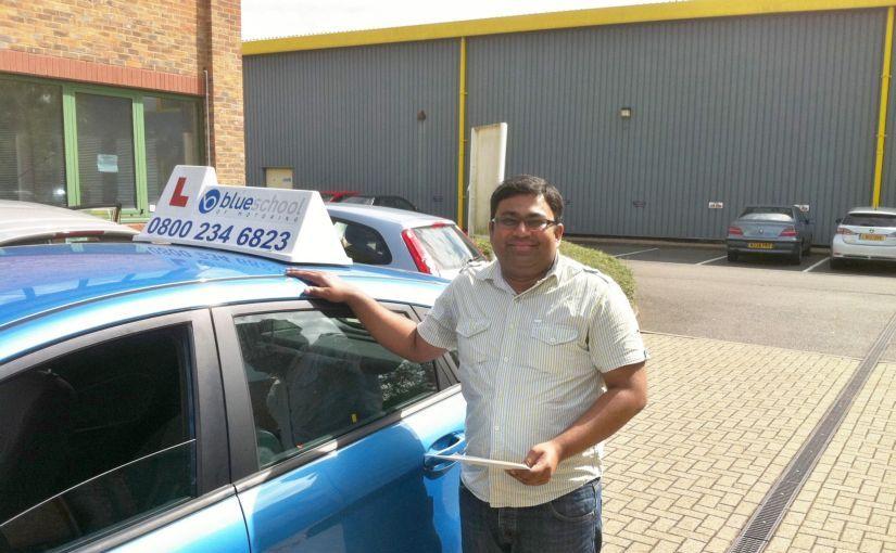 Congratulations to Sreeda Narayanagiri of Bracknell