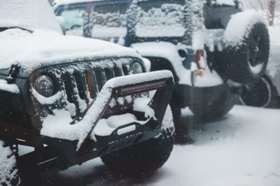 7 Ways to Protect Your Car from Cold Weather