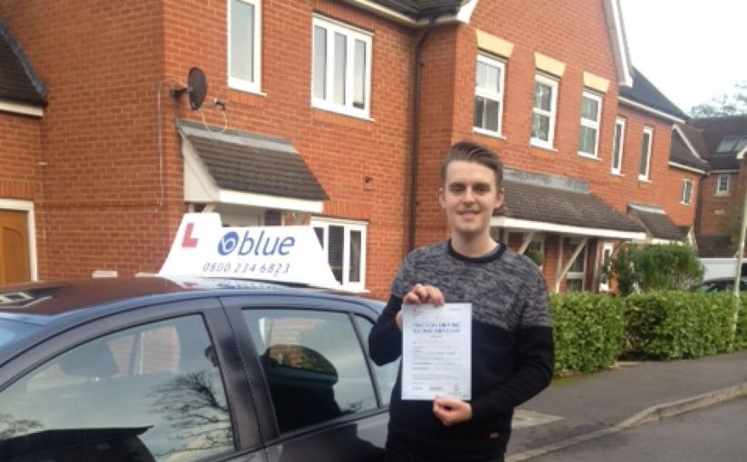 Driving Test Pass in Reading