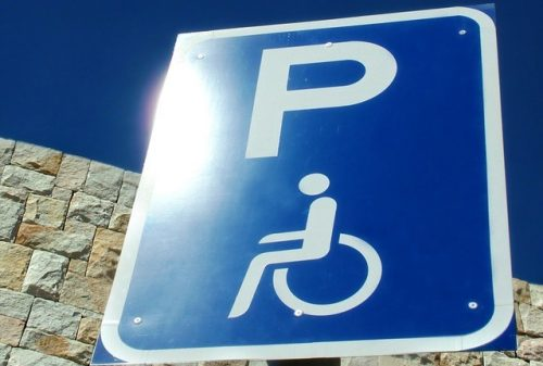 38 Blue Badge holders battle for one parking space study reveals