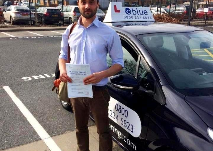 Huge congratulations to Alan O'Connell from Crowthorne on a first time Pass at Farnborough