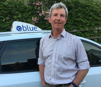 Driving Instructor Alex Atkinson