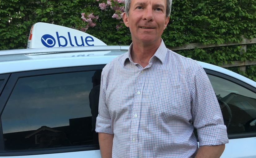 Driving Instructor Alex Atkinson in Bath & Frome area's of Somerset