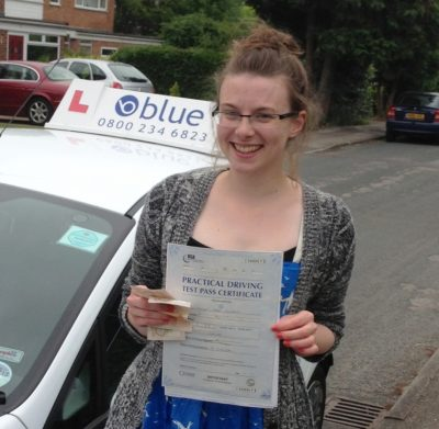 Learn to Drive in Bagshot