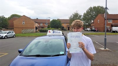 Beckington Driving Lessons for Arthur Bodie