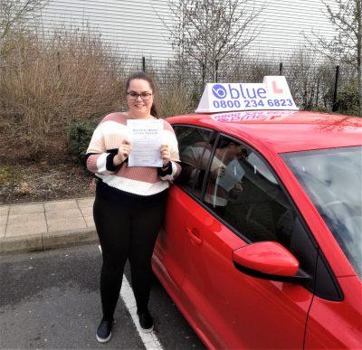Blackwater Driving Lessons Hannah Coles