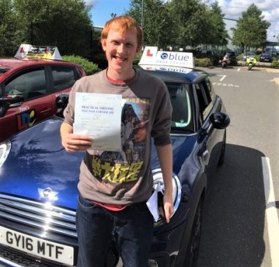 Bracknell Driving Lessons for Alex Woods