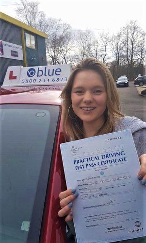 Bracknell Driving Lessons for Emily