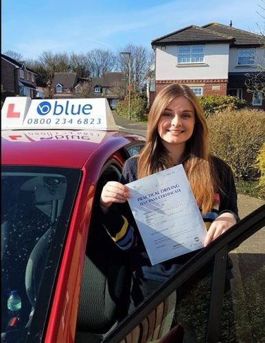 Bracknell Driving Lessons for Lilly