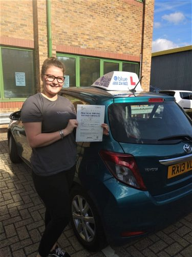 Bracknell Driving Lessons for Ruby Cooper