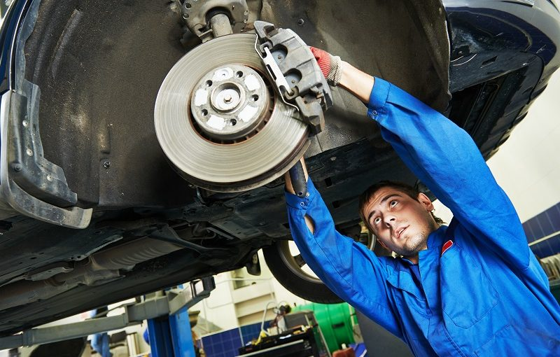 What to Look for When You Are Taking Your Vehicle for Brake Service