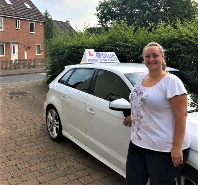 Driving Instructor Bracknell Kelly McCabe