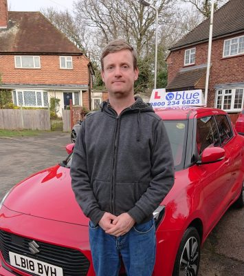 Driving Instructor Twyford Matthew Giles