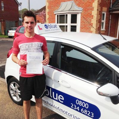 Driving Lessons in Beckington