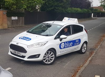 Driving Lessons in Hampshire