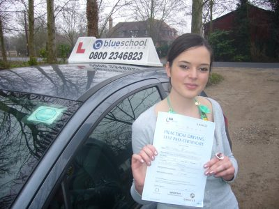 Driving Lessons in Westbury
