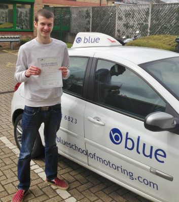 Driving Lessons in Winnersh