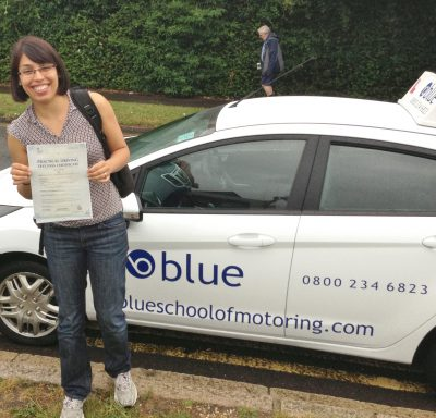 Driving Lessons in Langley