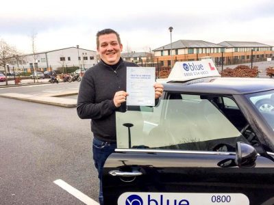 Driving Test in Farnborough Nick Woodhouse