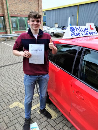 Driving-Test-pass-for-Jacob-wells