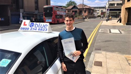 Eton College Driving Lessons for Vincent Ladanyi