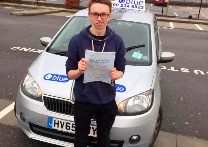 Well done to Will Stephenson from Bracknell who passed today in Farnborough