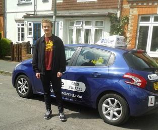 Farnbrough-driving-test-Marcus