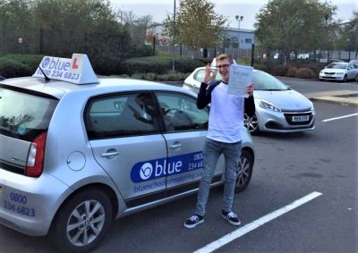 Finchampstead Driving Lessons for Alex Valvona