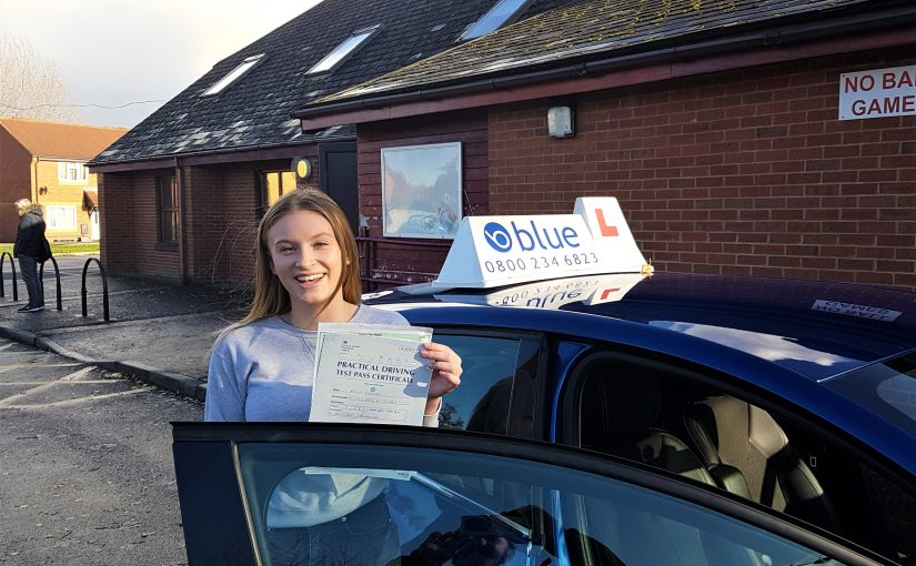 Frome Driving Lessons for Emily Cooke