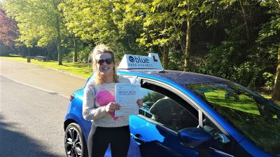 Frome Driving Test Pass Megan Gattiker