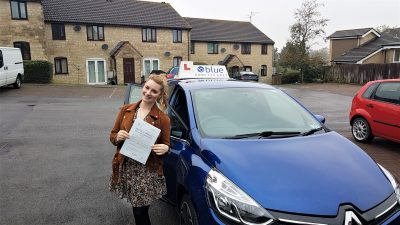 Frome Driving Test pass for Dandy Smith