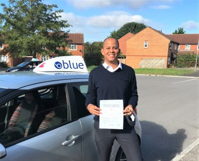 Frome Driving Test pass for Kallan Thomas