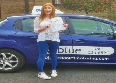 Driving Lessons in Farnborough