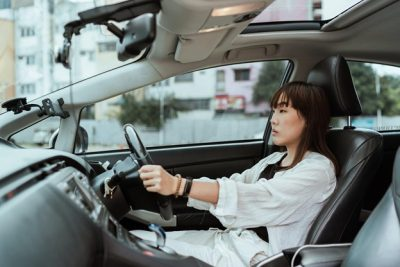 How Has COVID-19 Affected Driving Behaviour